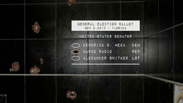 Ballots Against Bullets