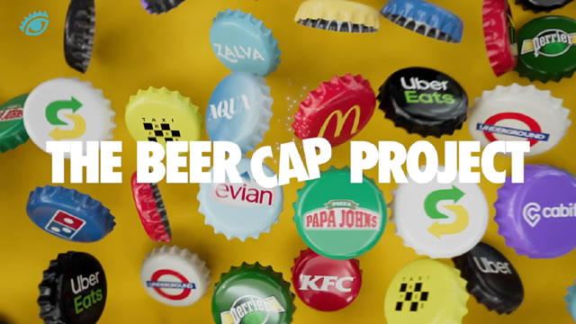 The beer cap project - Gran Ojo Directo 2020