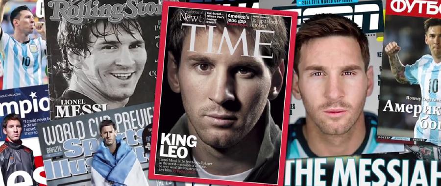 buy online e76a0 3c95b Adidas propone dejar de seguir a Leo Messi - LatinSpots