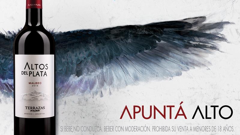 Human Apunta Alto Para Vino Altos Del Plata Latinspots