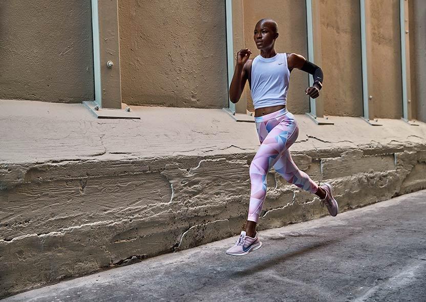 Nike se inspira en la Madre Naturaleza  830a276577089