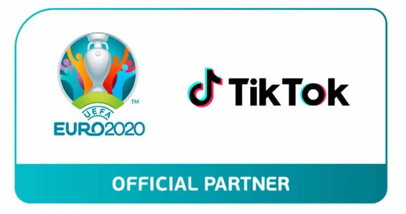TikTok sponsor de l'Euro 2020