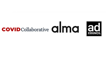 Alma y Ad Council se unen al Covid Collaborative